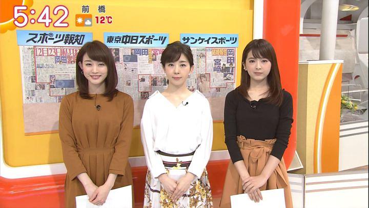 2017年12月25日新井恵理那の画像14枚目