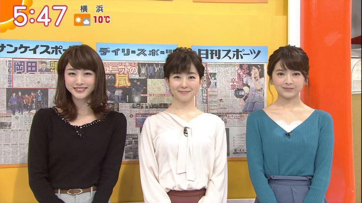 2017年12月27日新井恵理那の画像14枚目