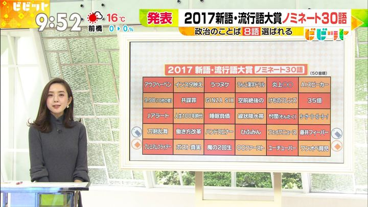 2017年11月10日古谷有美の画像12枚目