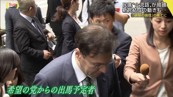 2017年10月01日林美沙希の画像13枚目