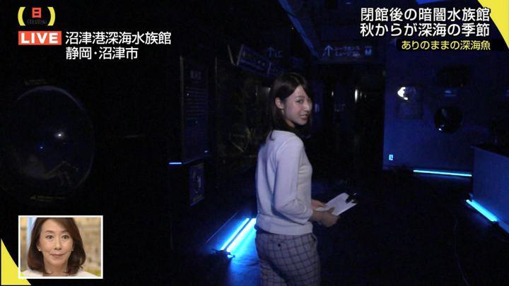 2017年10月08日林美沙希の画像11枚目