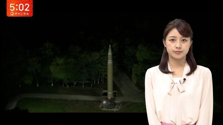 2017年10月09日林美沙希の画像01枚目