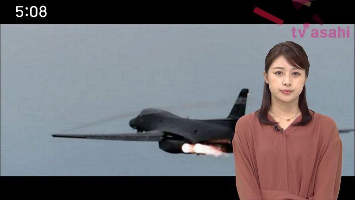 2017年10月11日林美沙希の画像10枚目