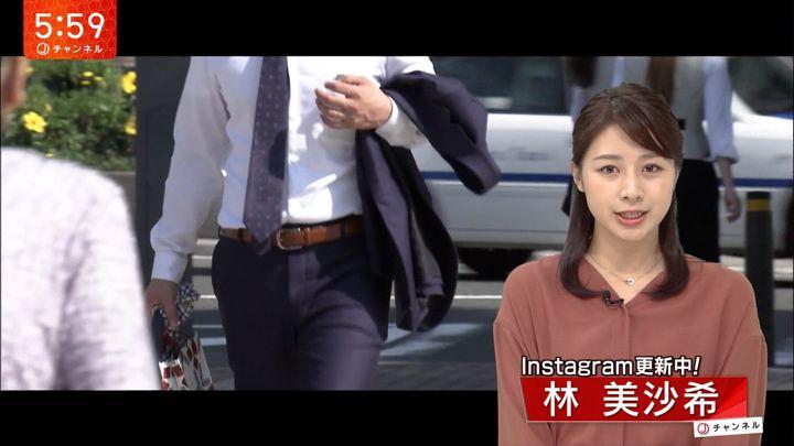 2017年10月11日林美沙希の画像16枚目