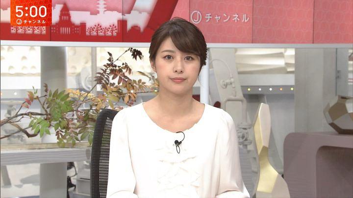 2017年10月12日林美沙希の画像01枚目