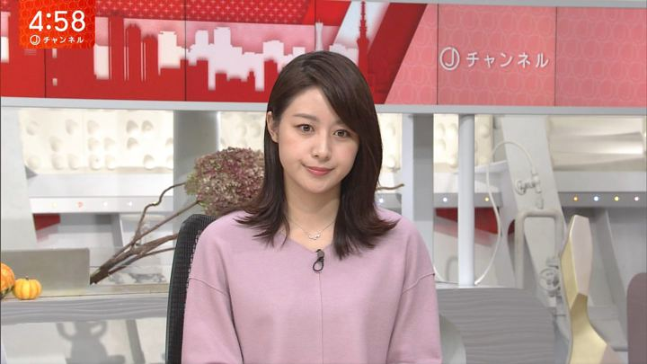 2017年10月19日林美沙希の画像01枚目