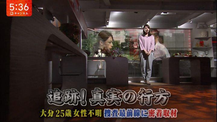 2017年10月19日林美沙希の画像11枚目