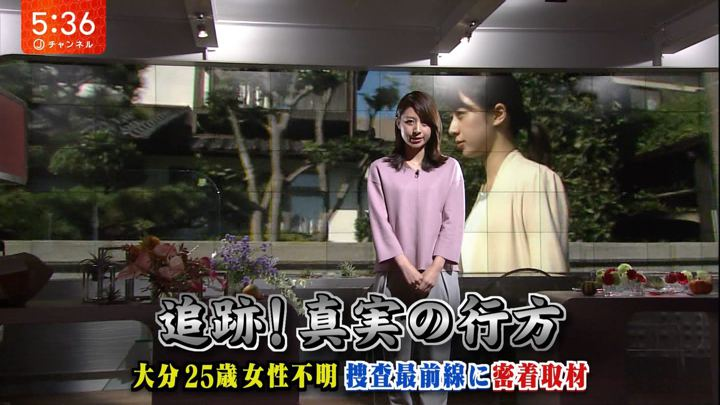 2017年10月19日林美沙希の画像12枚目