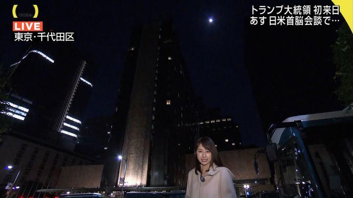 2017年11月05日林美沙希の画像23枚目