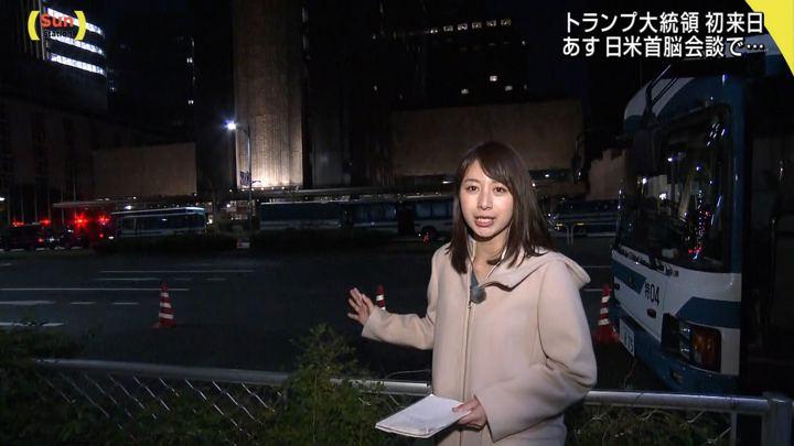 2017年11月05日林美沙希の画像25枚目