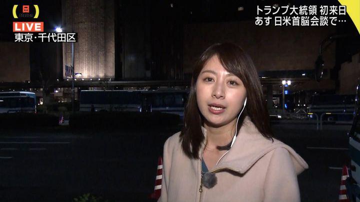 2017年11月05日林美沙希の画像28枚目
