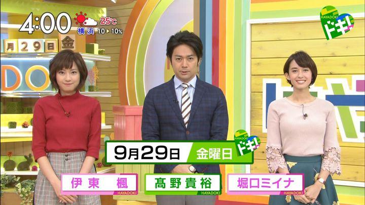 2017年09月29日堀口ミイナの画像01枚目