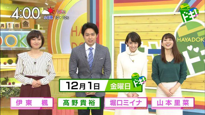 2017年12月01日堀口ミイナの画像01枚目