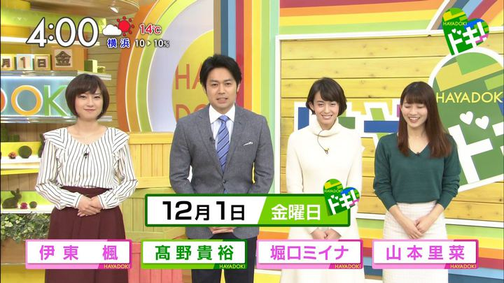 2017年12月01日伊東楓の画像01枚目