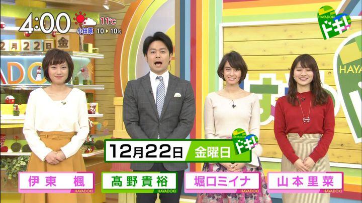 2017年12月22日伊東楓の画像01枚目