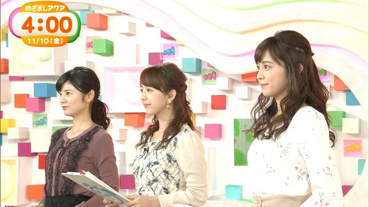 2017年11月10日久慈暁子の画像01枚目