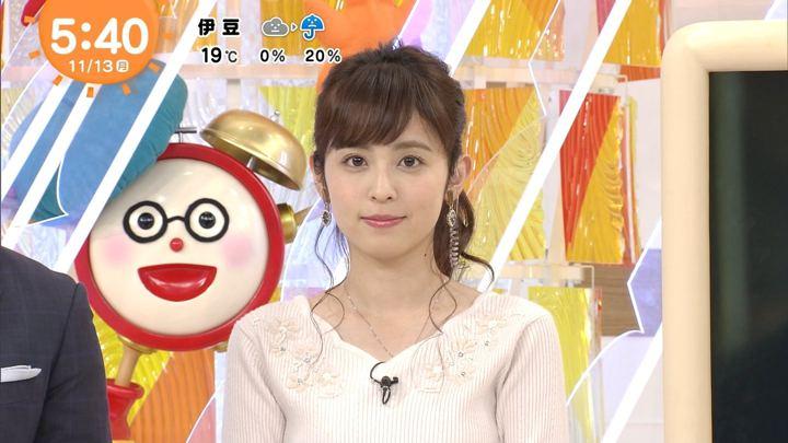 2017年11月13日久慈暁子の画像02枚目
