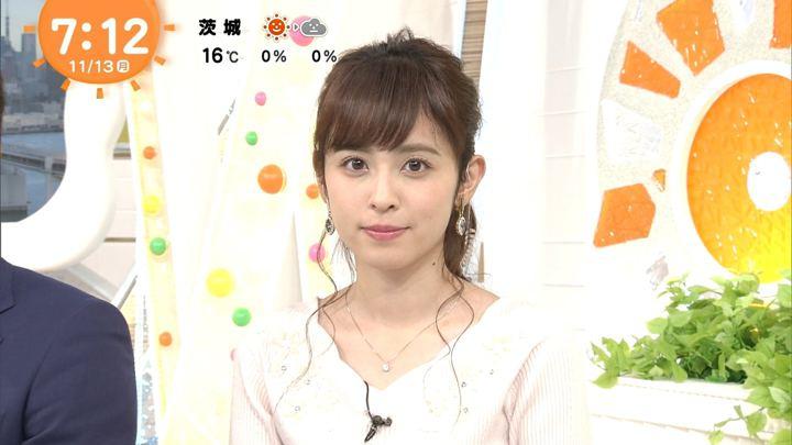 2017年11月13日久慈暁子の画像17枚目