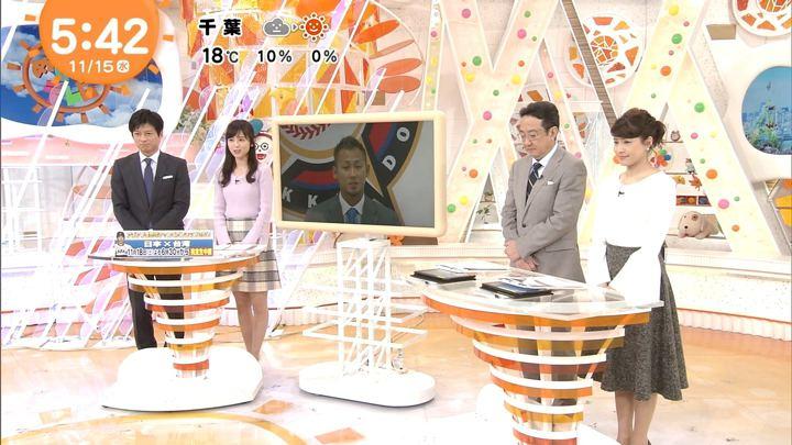 2017年11月15日久慈暁子の画像02枚目
