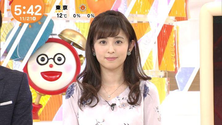 2017年11月21日久慈暁子の画像01枚目