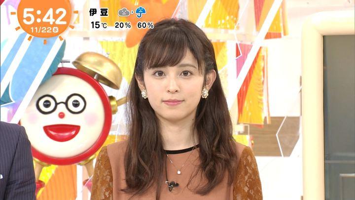 2017年11月22日久慈暁子の画像01枚目
