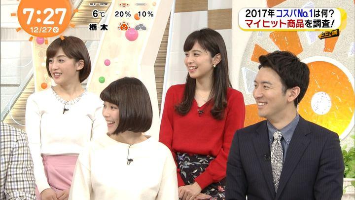 2017年12月27日久慈暁子の画像21枚目