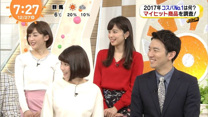 2017年12月27日久慈暁子の画像22枚目