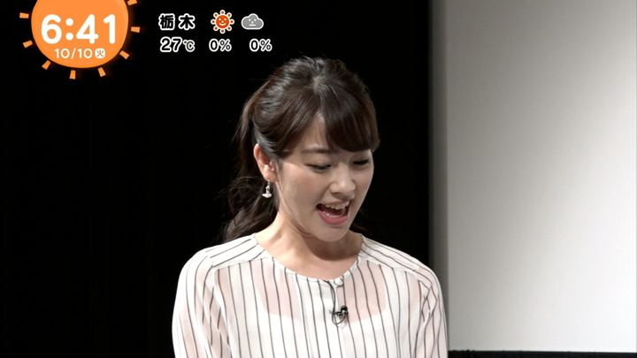 2017年10月10日三上真奈の画像02枚目