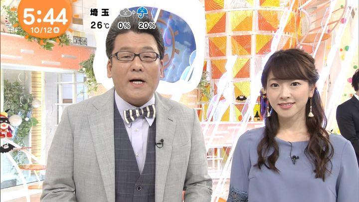 2017年10月12日三上真奈の画像01枚目