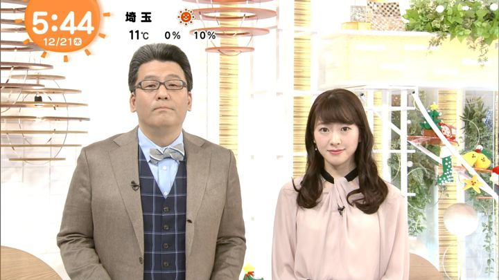2017年12月21日三上真奈の画像01枚目