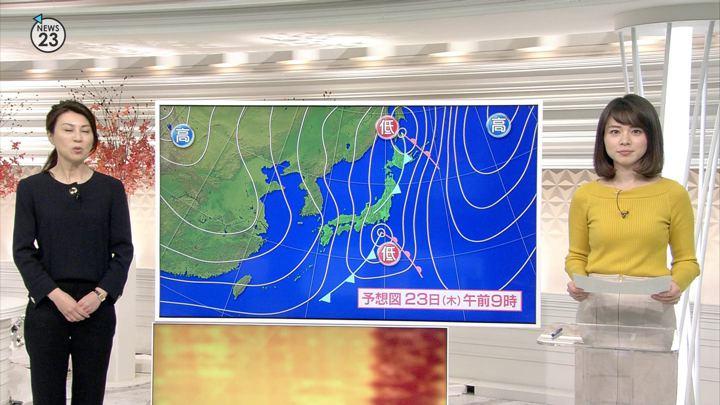 2017年11月22日皆川玲奈の画像15枚目