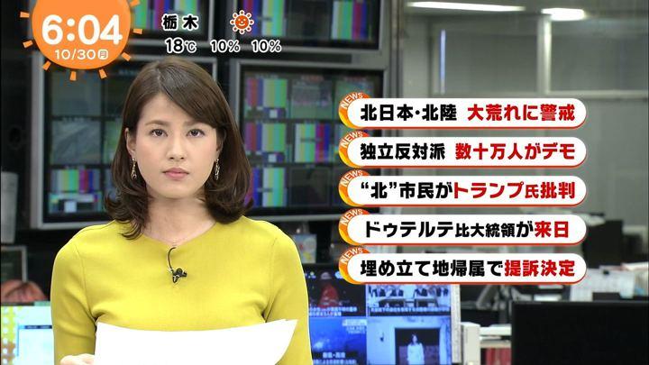 2017年10月30日永島優美の画像11枚目