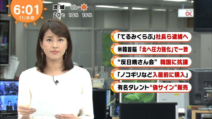 2017年11月08日永島優美の画像08枚目