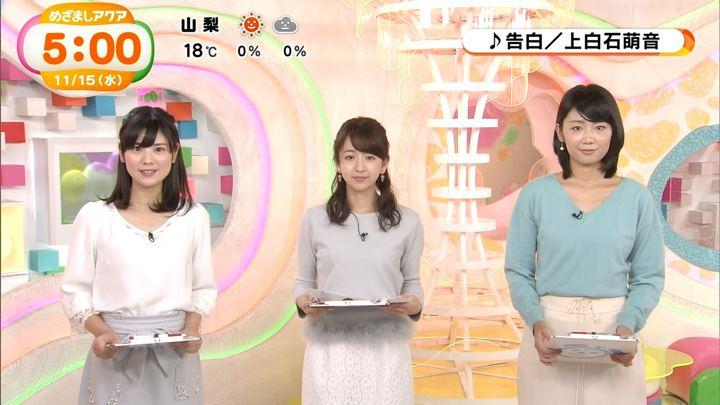 2017年11月15日新美有加の画像11枚目