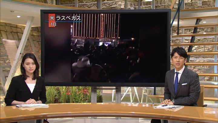 2017年10月02日小川彩佳の画像02枚目