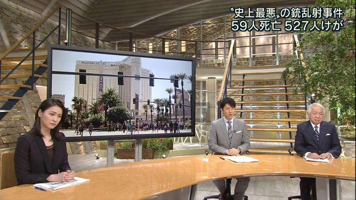 2017年10月03日小川彩佳の画像06枚目