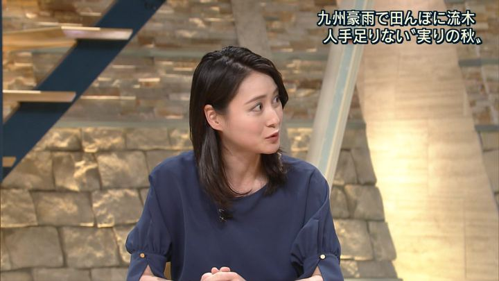2017年10月09日小川彩佳の画像20枚目