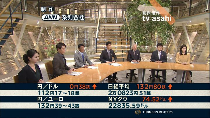 2017年10月10日小川彩佳の画像20枚目