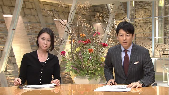 2017年10月12日小川彩佳の画像24枚目