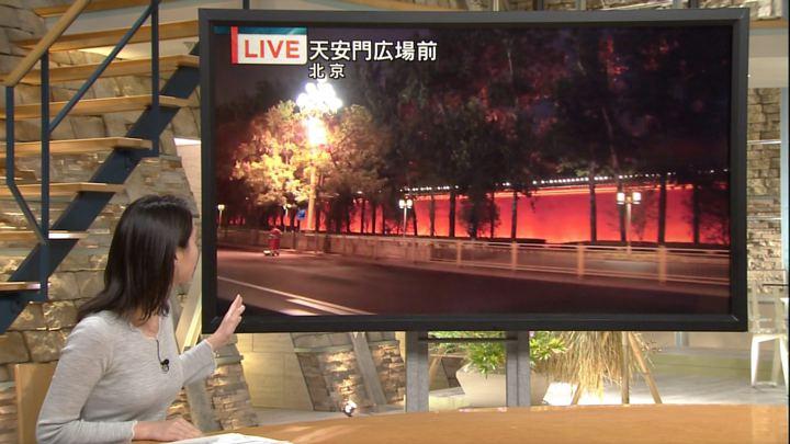 2017年10月17日小川彩佳の画像10枚目