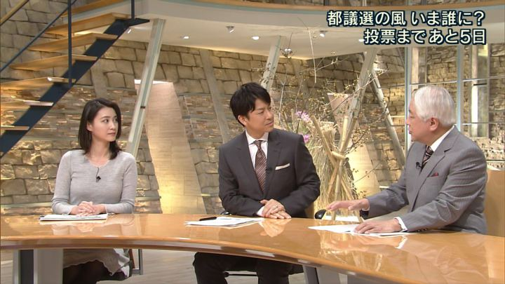 2017年10月17日小川彩佳の画像29枚目