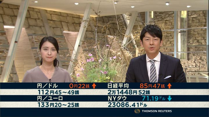 2017年10月19日小川彩佳の画像35枚目