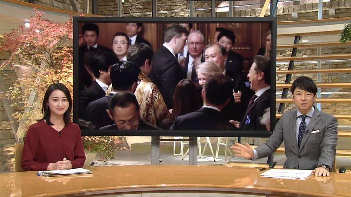 2017年11月06日小川彩佳の画像02枚目