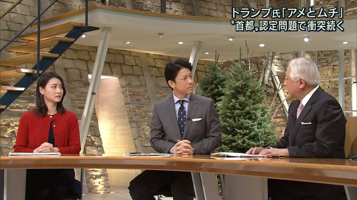 2017年12月25日小川彩佳の画像16枚目
