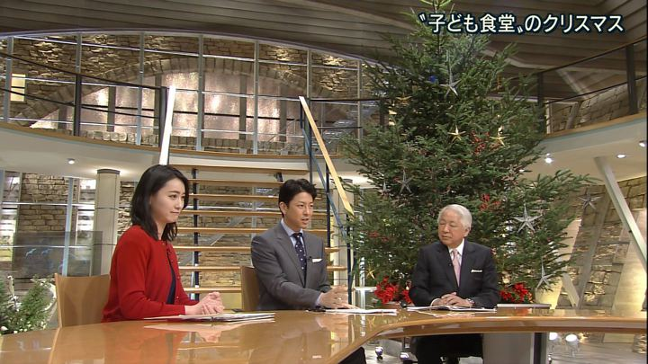 2017年12月25日小川彩佳の画像25枚目
