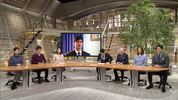 2017年12月27日小川彩佳の画像01枚目