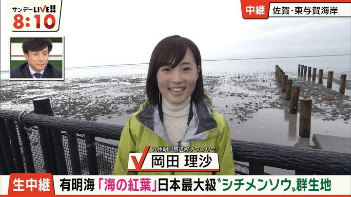 2017年10月29日岡田理沙の画像01枚目