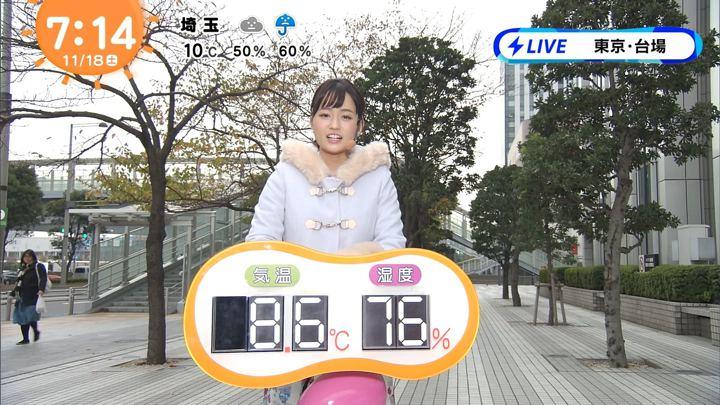 2017年11月18日篠原梨菜の画像07枚目