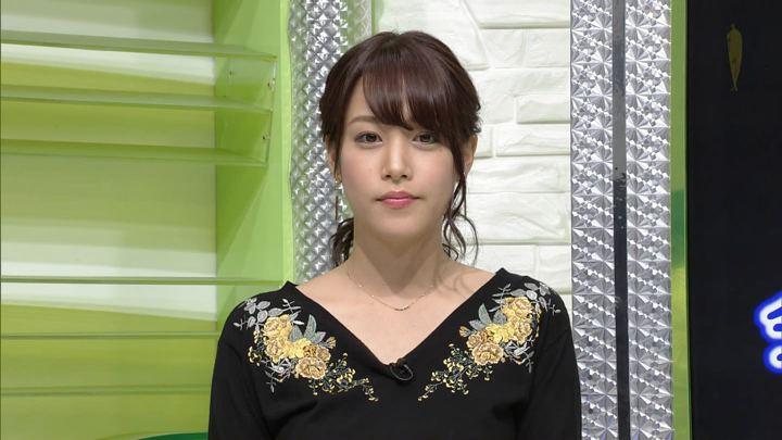 2017年10月11日鷲見玲奈の画像25枚目