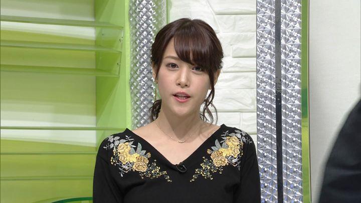 2017年10月11日鷲見玲奈の画像31枚目